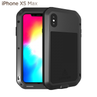 Чехол Love Mei Powerful для iPhone Xs Max Black