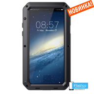 Чехол Lunatik Taktik Extreme для iPhone XS Max Black черный